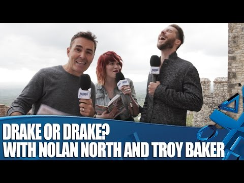 Drake Or Drake? Troy Baker takes Nolan North's Uncharted quote quiz