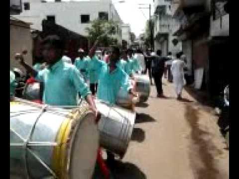 Lokshahir Annabhau Sathe Dhol Pathak Mundhawa Rasge Ali Pune...