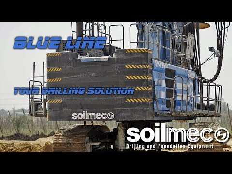 BLUE LINE - Your Drilling Solution