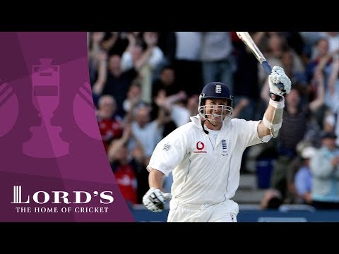 Ashley Giles on his Trent Bridge heroics - 2005 Ashes Rewind