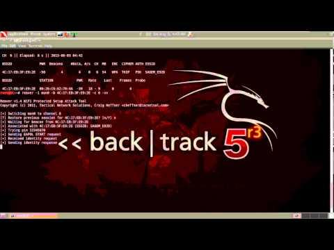 comment cracker wpa/wpa2 sans dico avec reaver sous backtrack