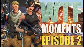 Funny And Lucky Moments - Fortnite - Ep.2