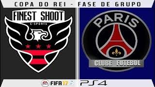 LIVE - Copa do Rei -- Finest Shoot ES x Paris EC (ida e volta)