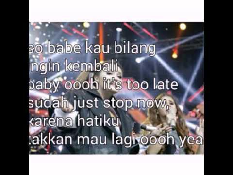 Jebe & Petty - Over You(Video Lirik)