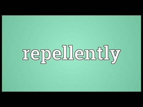 Header of repellently
