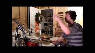 Sleigh Bells - Infinity Guitars (Blair Brown Drum Cover)