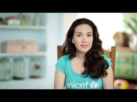 Testimonio Natalia Oreiro Embajadora de UNICEF