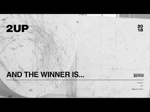 2UP | 2018 - And The Winner Is...