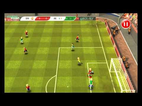 Striker Soccer Euro 2012 Pro На Андроид