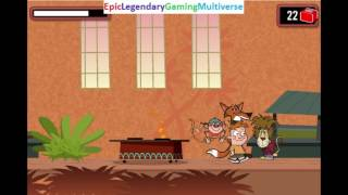 Download Lagu My Gym Partner's A Monkey Hall Of The Wild Level 1 Cafeteria WalkThrough Gratis STAFABAND