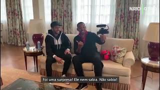 Half Time Bastidores - Neymar Jr x Will Smith   Neymar Jr 10