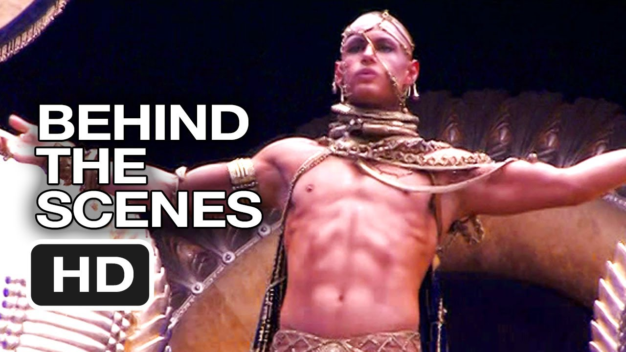300 Behind The Scenes - Xerxes (2006) HD - YouTube David Wenham