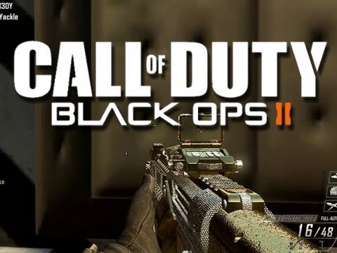 Black Ops 2 - Having Fun with Strangers #5! (Eugene Yackle's Glitches and Katy Perry!)