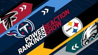 NFL Power Rankings Divisional Round Preview & Reaction Show   NFL Network