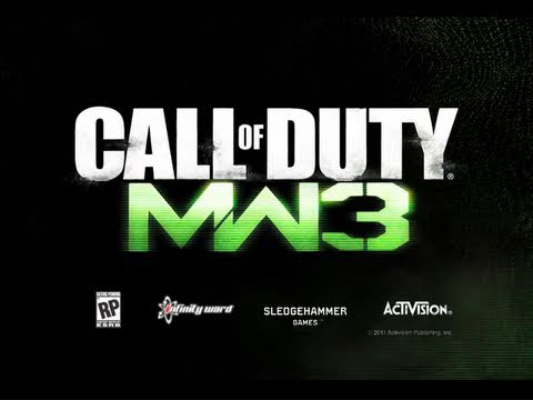 Call of Duty: MODERN WARFARE 3 - Gameplay OFFICIAL Trailer COD MW3 - New guns and more!
