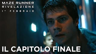 Maze Runner: La Rivelazione   Il capitolo finale Spot HD   20th Century Fox 2017