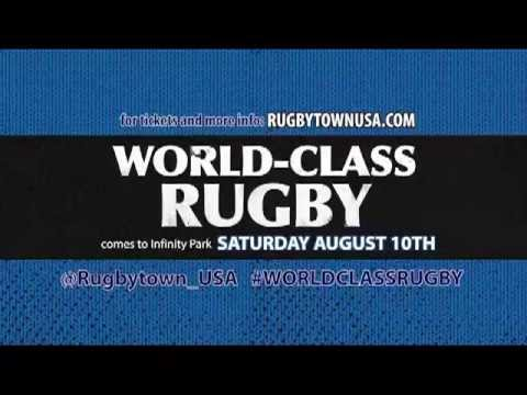 IRB Women's Nations Cup Finals 2013 at Infinity Park, August 10
