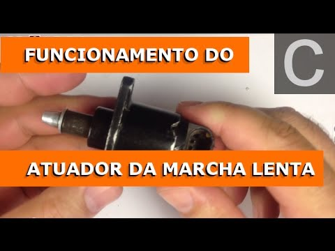 Dr CARRO Função do Atuador da Marcha Lenta e alterações na rotação do motor