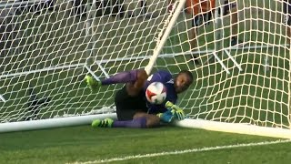 Football Howler! Minnesota Goalkeeper Scores Horrendous Own Goal