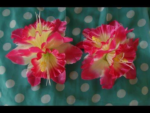 Flores para el pelo? MARIFLORES!