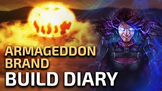 A Fantastic League Starter - Armageddon Brand Elementalist [Build Diary #1]