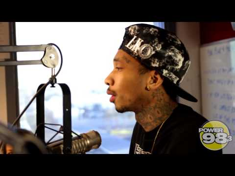 Tyga talks Fatherhood, Clothing, Young Money album, Black Chyna and AVN's w/ Deongello