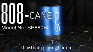 download lagu 808 Canz Bluetooth Speaker - Review And Sound Test gratis