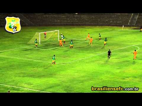 Brasiliense 2 - 0 Ethiopia - International Friendly 2014