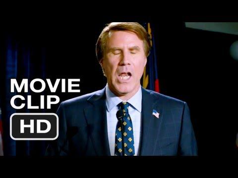 The Campaign Movie CLIP - Lords Prayer (2012) - Will Ferrell, Zach Galifianakis Movie HD