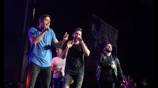 """Download Lagu Thomas Rhett, Dan + Shay & Walker Hayes Cover """"24K Magic"""" Gratis STAFABAND"""