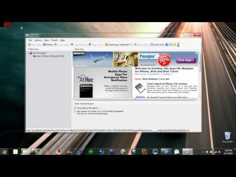 Como instalar Siri0us en el iPhone 4 sin Cydia
