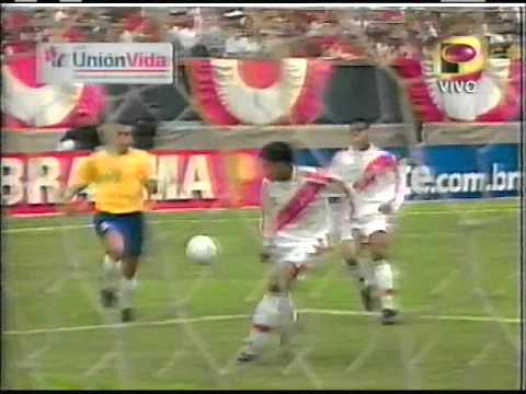 Eliminatorias 2002 - Peru Vs Brazil (1er Tiempo).avi