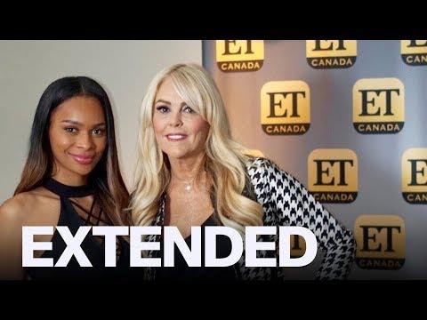 Dina Lohan Shares How Lindsay Prepped Her For Celebrity Big Brother  EXTENDED