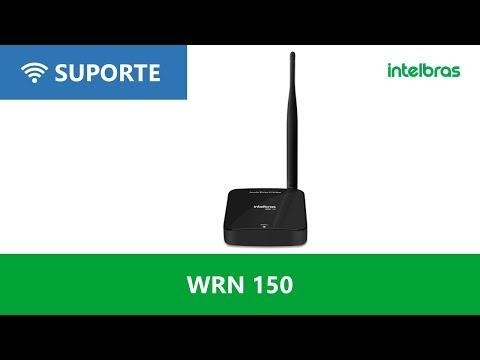 Como configurar a Rede Sem Fio no Roteador WRN 150