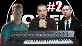 DJs OF BOILER ROOM #2 - BEN KLOCK, KiNK & SPENCER PARKER