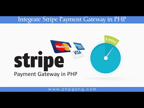 How to Integrate Stripe Payment Gateway in PHP PHPGang.com