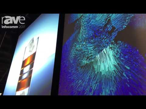 InfoComm 2017: Barco Talks About the F70 4K Projector