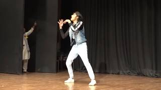 Indian girl dance in college |College Girls Ultimate Hip-Hop Dance
