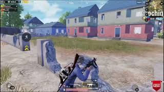 Mobile PUBG in PC (with my friend)