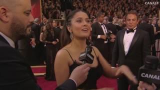 Le meilleur du tapis rouge avec Jérôme Commandeur - Oscars 2017