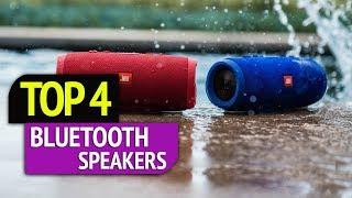 TOP 4: Bluetooth Speakers 2018