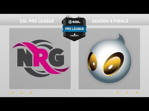 CS:GO - NRG vs. Dignitas [Mirage] - Finals ESL Pro League Season 4 - Day 1 - Group B