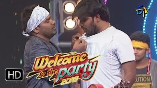 Venu Wonders Performance   ETV New Year Special Event 2017   Welcome To The Party   31st Dec 2016