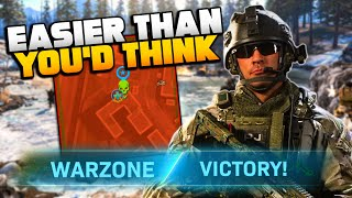 5+ Huge Tips to Help You Win More as a Team in Warzone When Odds are Bad | CoD BR Tips