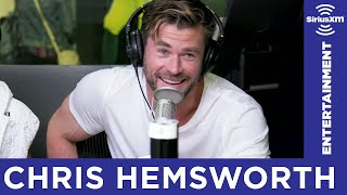 What Will Chris Hemsworth Do During His Break From Hollywood?