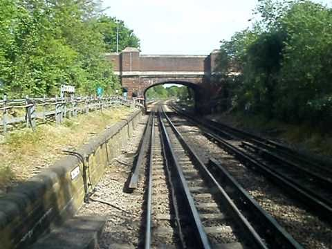 Buckhurst Hill to Loughton on the Central Line
