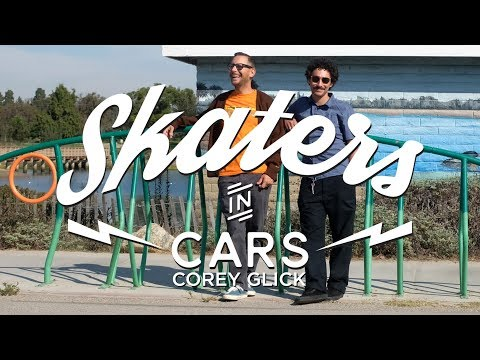 Corey Glick: Skaters In Cars