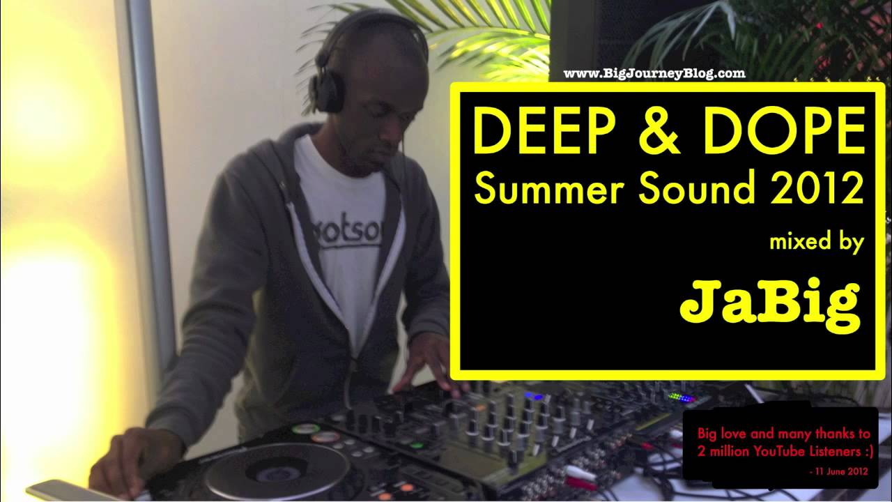 Underground deep house music mix by jabig deep dope for Deep house music mix