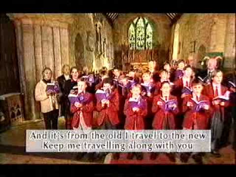 Howsham Hall Choir - Year 2000 - (ONE MORE STEP ALONG THE WORLD I GO)