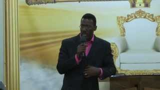 The Spirit of the Lord is Upon Me 08232013 (The Seven Spirits of God)